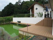 Harder Schreinerei Winterthur Garten Terassenboden