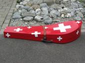 Harder Schreinerei AG Winterthur Alphorn Koffer