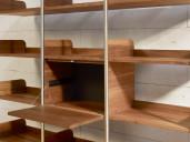 Garderobe - Büchergestell Harder Schreinerei Winterthur