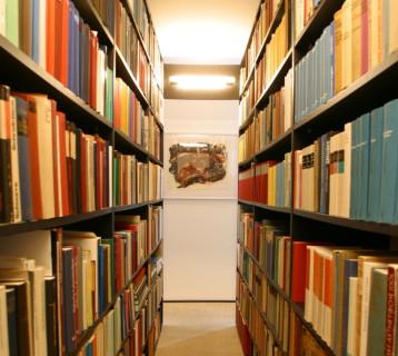 Harder Schreinerei Winterthur Bibliothek